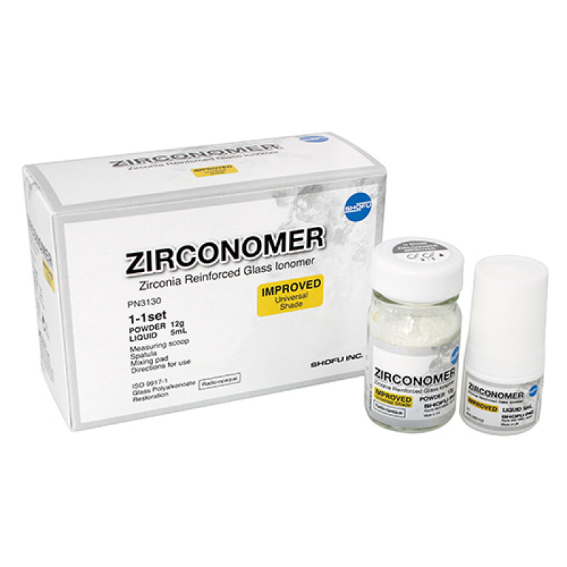 Zirconomer Improved (The Better White Amalgam)